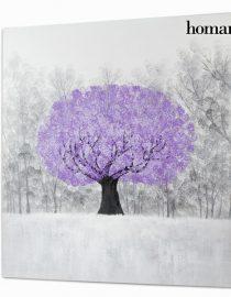 xekios Cadre Huile (100 x 5 x 100 cm) by Homania