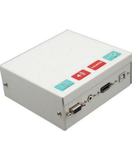 xekios Boîte de Connexion pour Tableau Intéractif Traulux TCCBSC HDMI VGA USB (Sans fil)