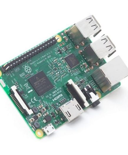 xekios Raspberry Pi 3 B RASPBERRY RASPBERRYPI3-MODB-1G Quad Core 1.2 GHz 1 GB RAM