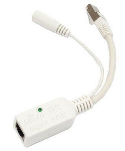 xekios Injecteur PoE Mikrotik NADACA0087 RBGPOE Gigabit Ethernet