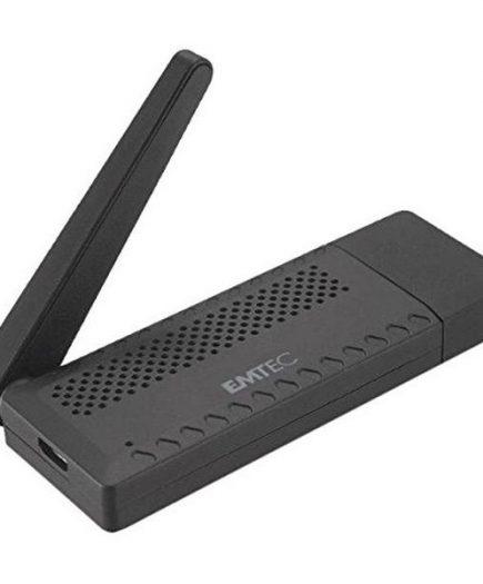 xekios Adapteur de TV intelligente EMTEC ECLTVF100 Wifi HDMI