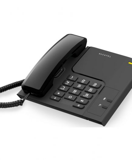xekios Téléphone fixe Alcatel TEMPORIS T-26 LED Noir