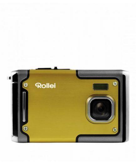 xekios Caméra photo compacte Rollei Sportsline 85 Jaune Noir