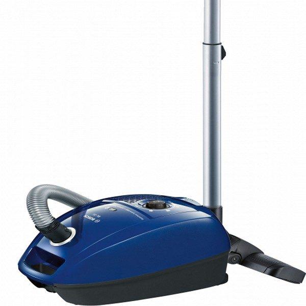 xekios Aspirateur à sacs BOSCH 222457 600W DualFiltration Bleu