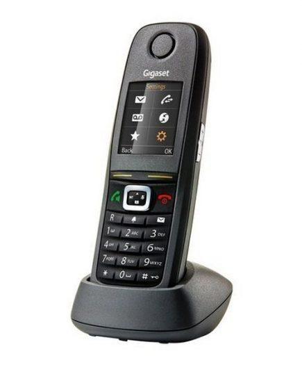 xekios Téléphone Sans Fil Gigaset R 650 H PRO Noir
