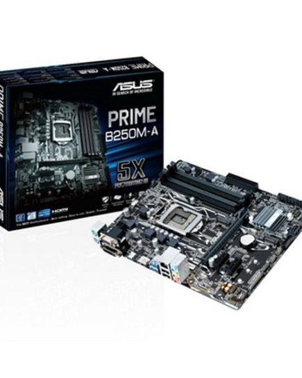 xekios Carte Mère Asus PRIME B250M-A mATX LGA1151