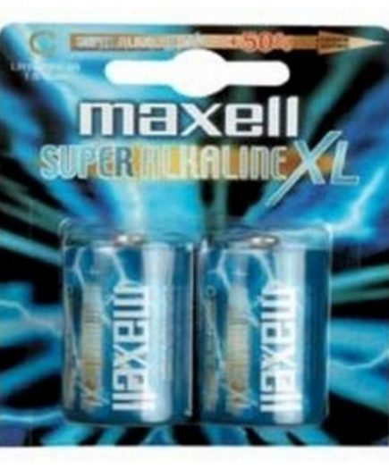 xekios Piles Alcalines Maxell MXBLR14 C 1.5V MN1400 (2 pcs)