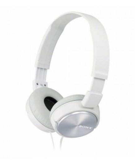 xekios Casque audio Sony MDRZX310APW 98 dB Blanc