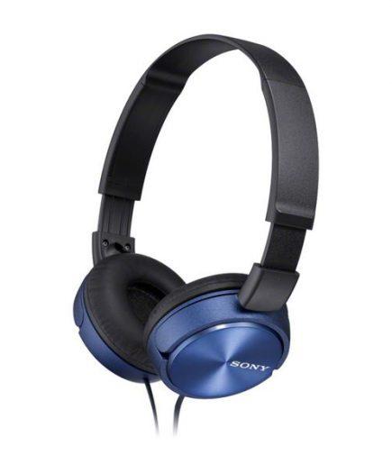 xekios Casque audio Sony MDRZX310APA 98 dB Bleu
