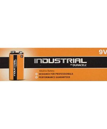 xekios Piles Alcalines DURACELL Industrial DURINDLR61C10 LR61 9V 550 mAh (10 pcs)