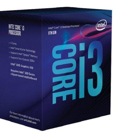 xekios Processeur Intel Intel® Core™ i3-8100 Processor BX80684I38100 Intel Core i3 8100 3,6 Ghz 6 MB LGA 1151 BOX