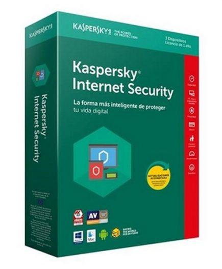 xekios Antivirus Maison Kaspersky 54066 3L/1A Multi-Device