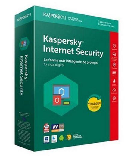 xekios Antivirus Maison Kaspersky 54097 5L/1A Multi-Device