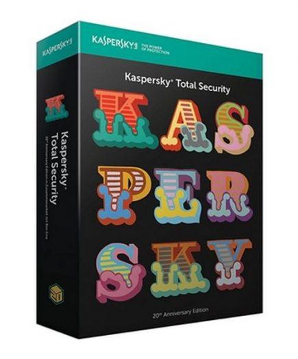 xekios Antivirus Kaspersky KL1919S5BFS-8Y20 Kaspersky Total Security Multi 2L/1A