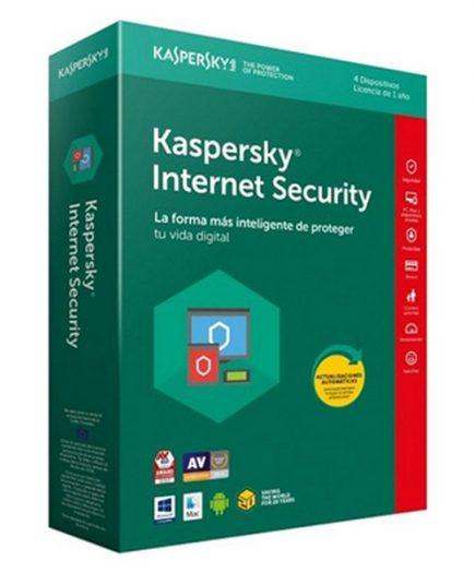 xekios Antivirus Maison Kaspersky KL1941S5DFS-8 Multi-Device