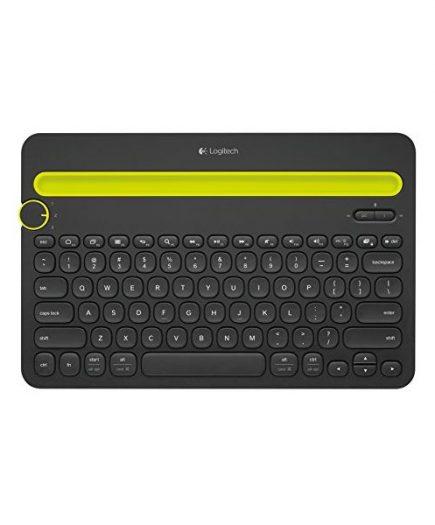 xekios Clavier Bluetooth Logitech K480 Noir