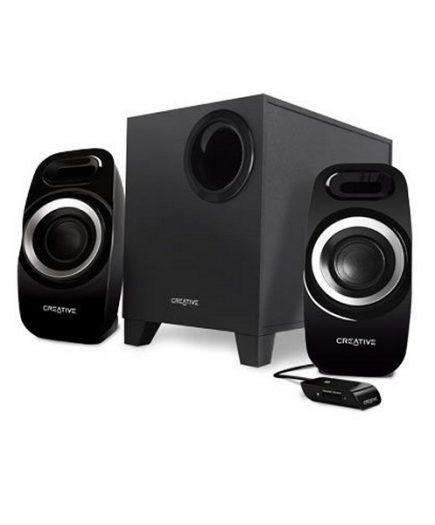 xekios Haut-parleurs de PC Creative Technology T3300 51MF0415AA000 2.1 27W 75 DB Noir