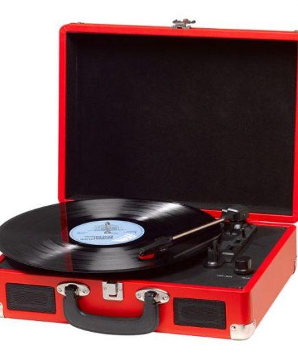 xekios Tourne-disques Denver Electronics VPL-120 Rouge