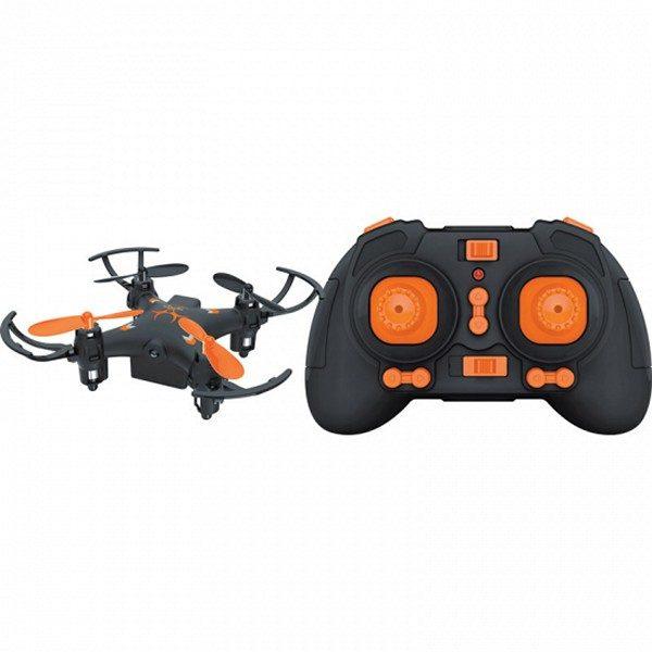 xekios Drône Denver Electronics 223708 Nano 1500 mAh Noir Orange