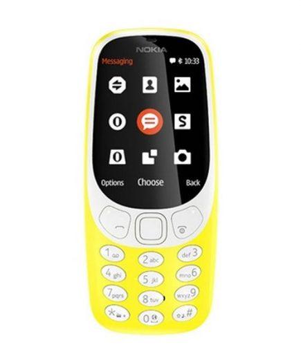 xekios Téléphone Portable Nokia A00028129 3310 2,8 Jaune