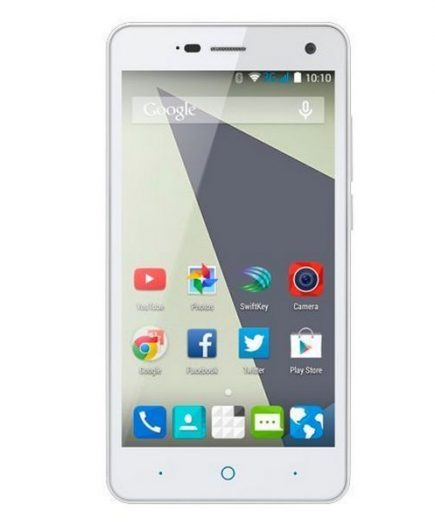 xekios Téléphone portable ZTE Blade L3 5 3G 8 GB Quad Core Blanc
