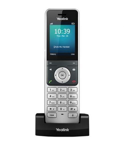 "xekios Téléphone IP YEALINK W56H DECT 2,4"""