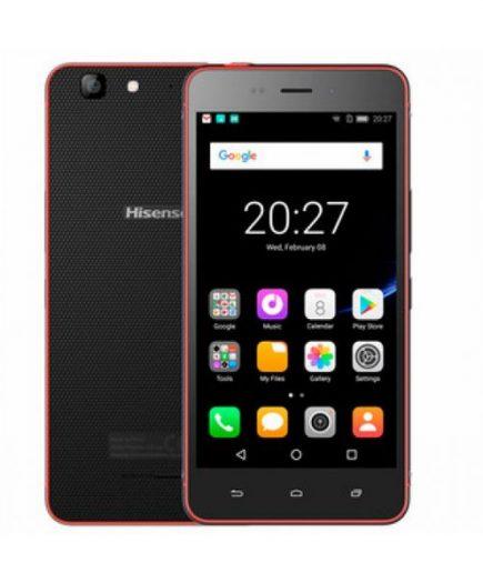 xekios Smartphone Hisense C30 Rock Lite 5 IPS HD Quad Core 16 GB Rouge