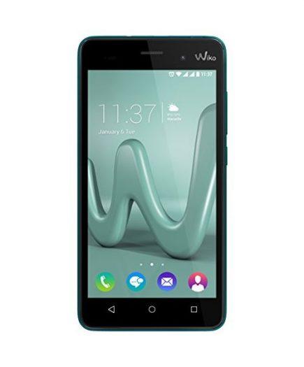 xekios Smartphone WIKO MOBILE Lenny 3 5 HD IPS Quad Core 1.3 GHz RAM 1 GB 16 GB Turquoise