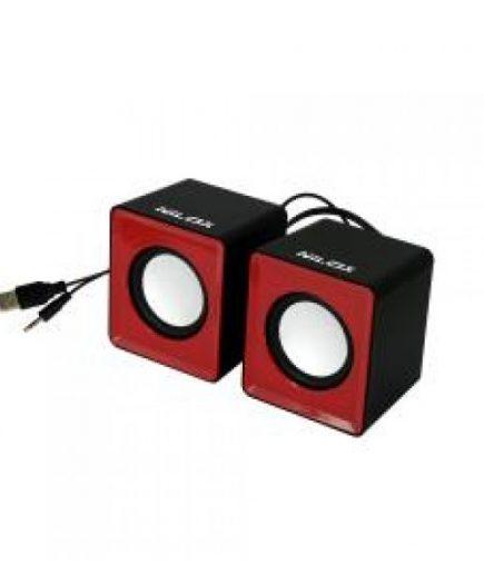 xekios Haut-parleurs de PC Nilox 10NXPSJ3C3001 54W Rouge