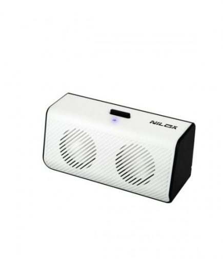 xekios Haut-parleurs de PC Nilox 10NXPSJ3C3002 USB Blanc