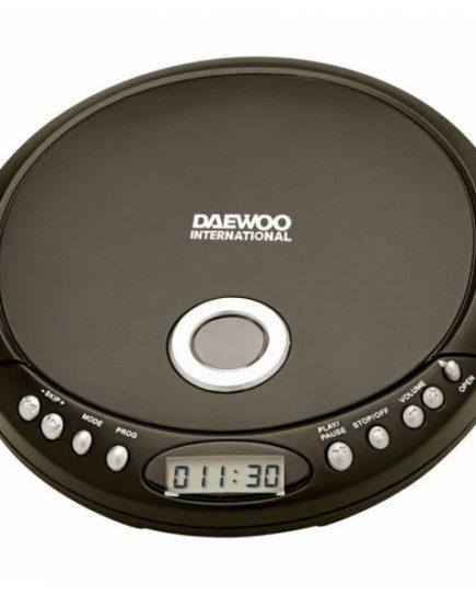 xekios Discman MP3 Daewoo DDM-54 LCD Noir