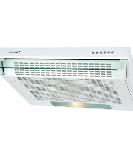 xekios Hotte standard Cata F2060WH 60 cm 200 m3/h 60 dB 83W Blanc