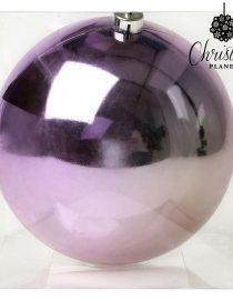 xekios Boules de Noël Christmas Planet 7254 10 cm (3 uds) Argenté