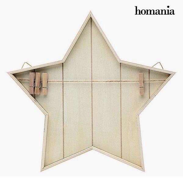 xekios Étoile Homania 4240 Décorative Blanc