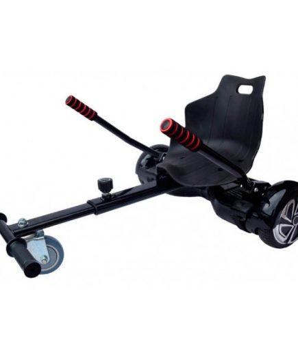 xekios Kart pour trottinette électrique BRIGMTON BKART-10 6,5-10 Noir