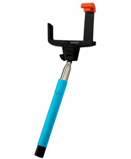 xekios Perche Selfie Extensible Sunstech 15878 Inox Bleu