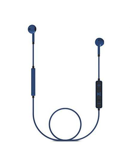 xekios Casques Bluetooth avec Microphone Energy Sistem 428342 V4.1 100 mAh Bleu