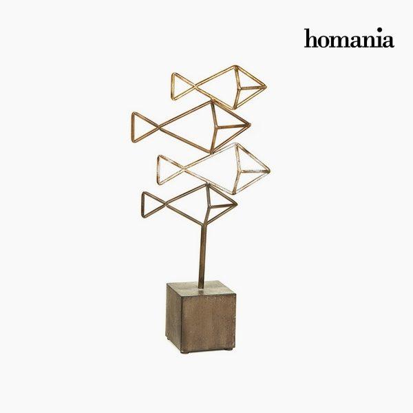 xekios Figurine Décorative Fer peint (26 x 10 x 50 cm) by Homania