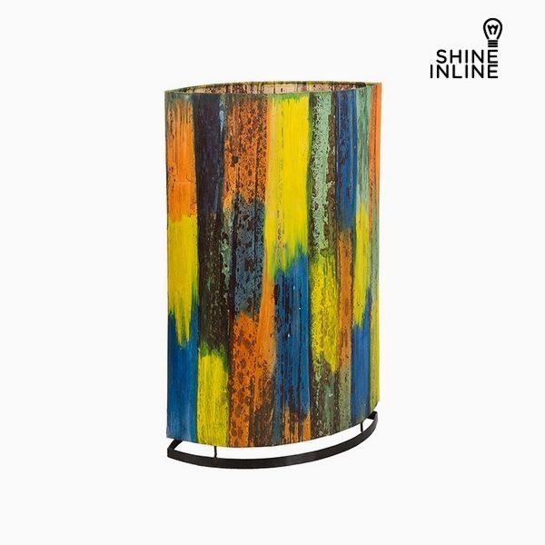 xekios Lampe Multicouleur Feuille de bananier (19 x 34 x 54 cm) by Shine Inline