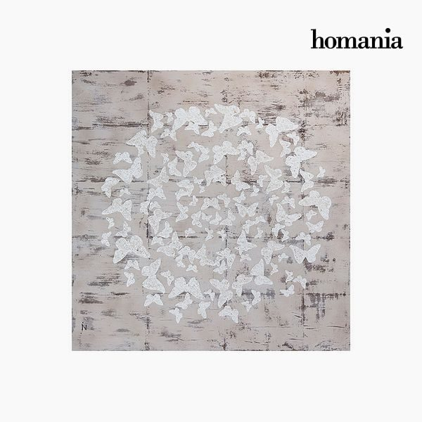 xekios Cadre Huile (100 x 4 x 100 cm) by Homania