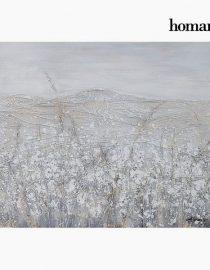xekios Cadre Huile (90 x 4 x 120 cm) by Homania