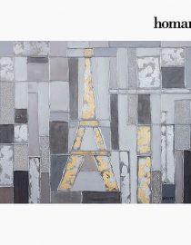 xekios Cadre Huile (120 x 4 x 90 cm) by Homania