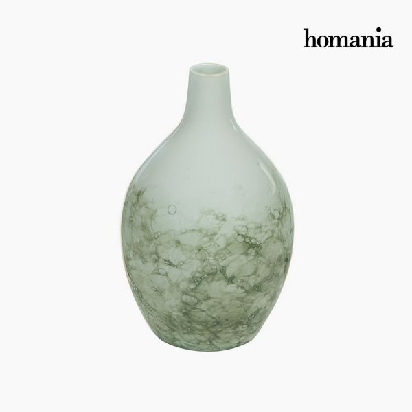 xekios Vase Grès (20 x 20 x 32 cm) - Collection Pure Crystal Deco by Homania