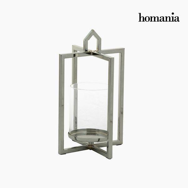 xekios Chandelier Argenté - Collection Queen Deco by Homania