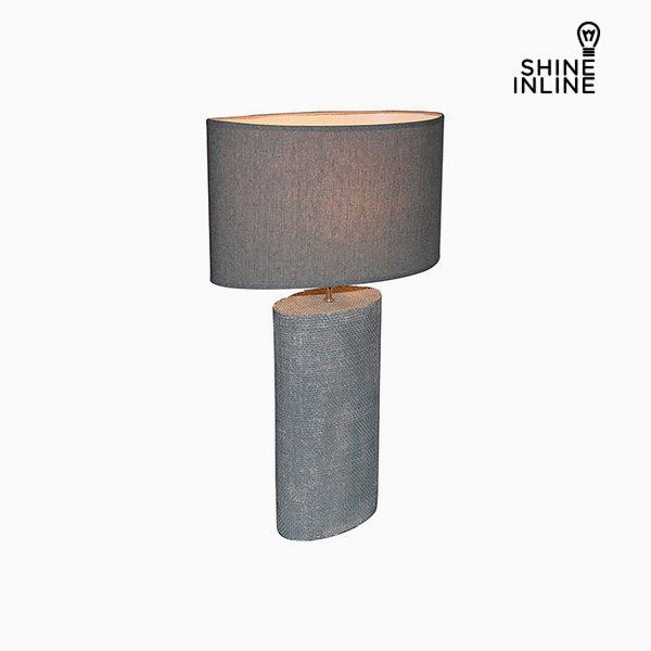 xekios Lampe de bureau Gris (50 x 26 x 71 cm) by Shine Inline