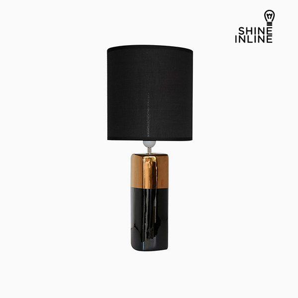 xekios Lampe de bureau Noir (24 x 24 x 57 cm) by Shine Inline