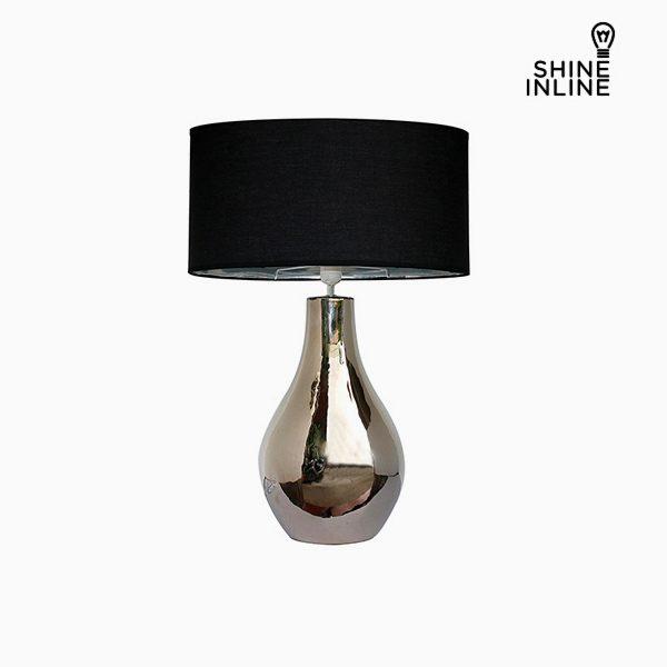 xekios Lampe de bureau Argent (48 x 19 x 71 cm) by Shine Inline