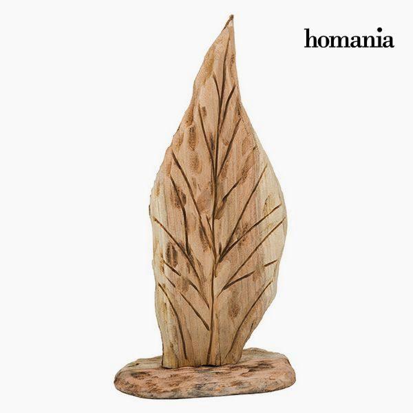 xekios Figurine Décorative Volet Bois by Homania
