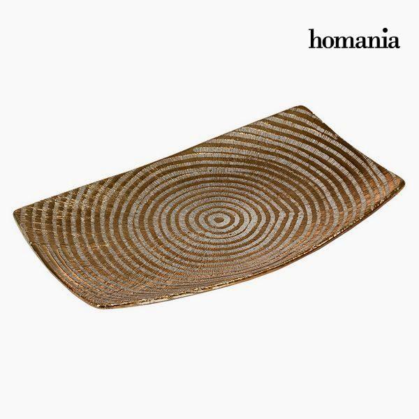 xekios Centre de Table Doré - Collection Autumn by Homania