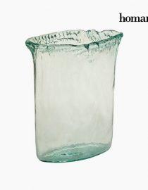 xekios Vase Terre cuite (42 x 42 x 81 cm) by Homania